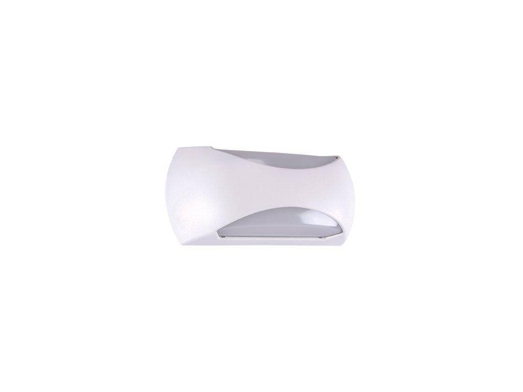 Nástěnné svítidlo ENDURO LED 12W 2C 4000K IP65 bílá