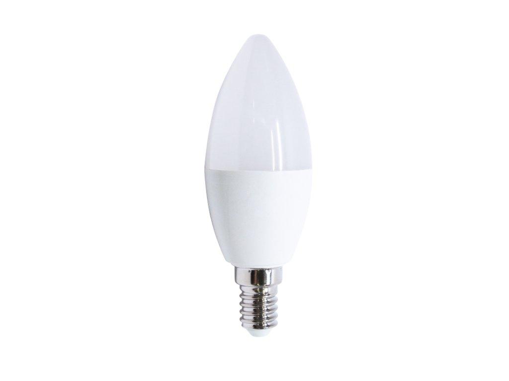 LED žárovka SAMSUNG INSIDE 230V E14 C37 7,5W 720lm 3000K 180ST