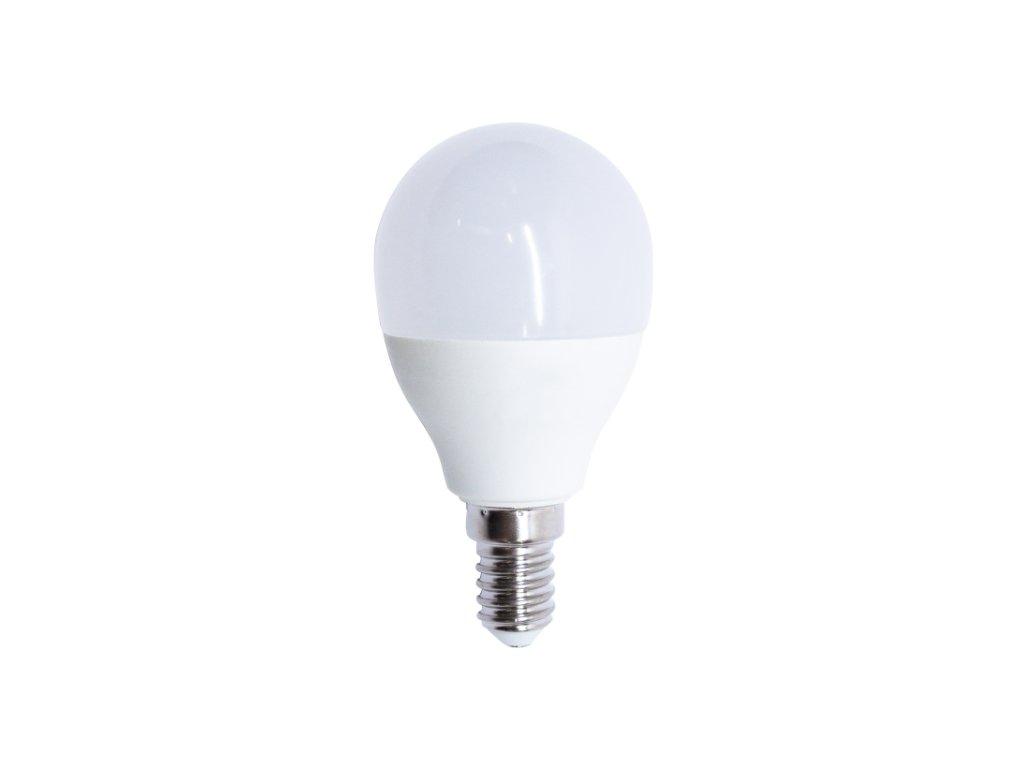 LED žárovka SAMSUNG INSIDE 230V E14 G45 7,5W 720lm 3000K 200ST