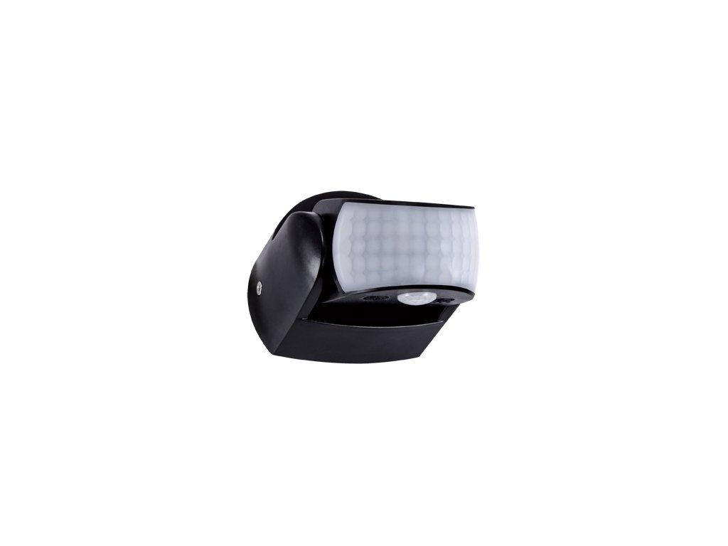 Pohybové čidlo PATROL 180°/360° 2xPIR IP65 černá