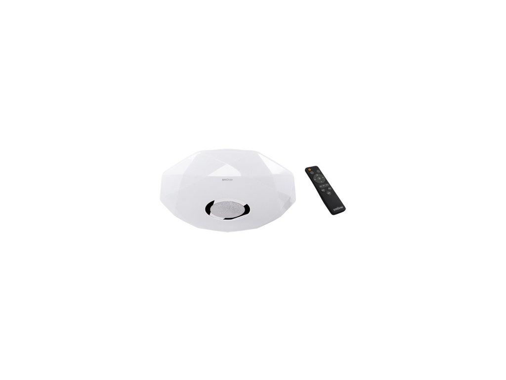 Plafoniera IRYNA LED C 24W 2640lm 3000-6500K IP44 s ovladačem, bílá