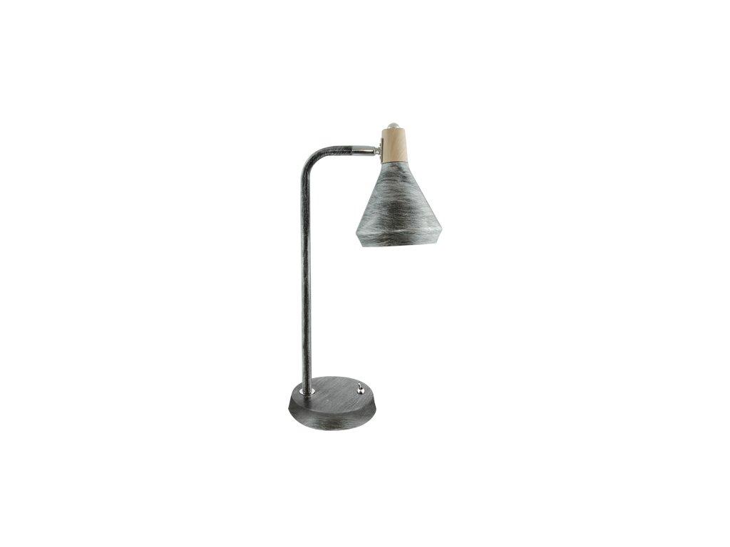 Stolní lampa RUBIK 47 E14 max. 25W IP20 černá