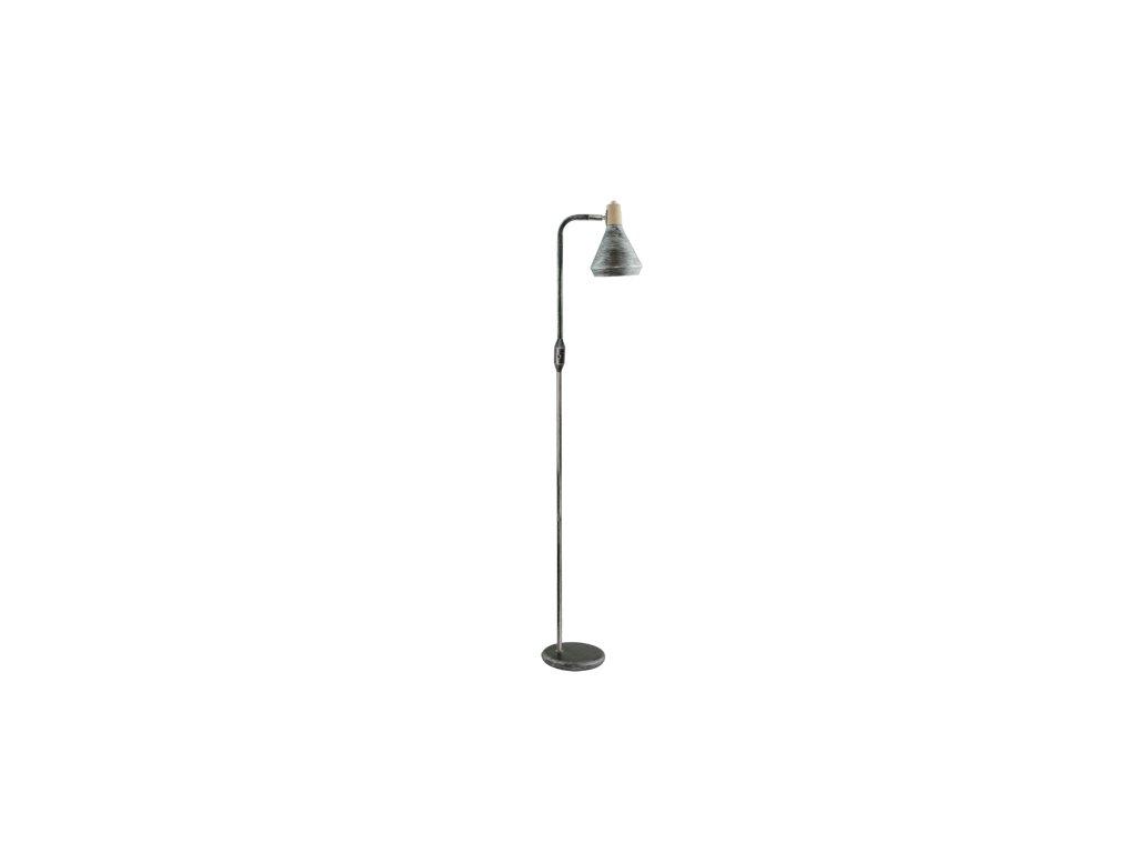 Stojací lampa RUBIK 140 E14 max. 25W IP20 černá