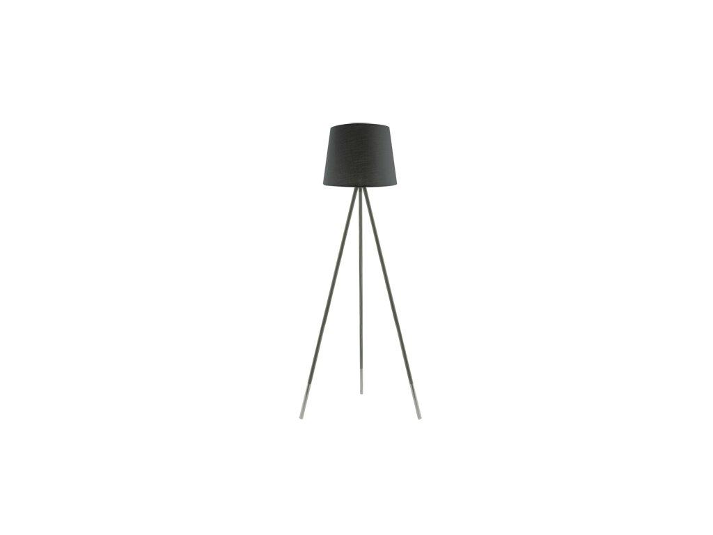 Stojací lampa RADAR 147 E27 max. 40W IP20 černá