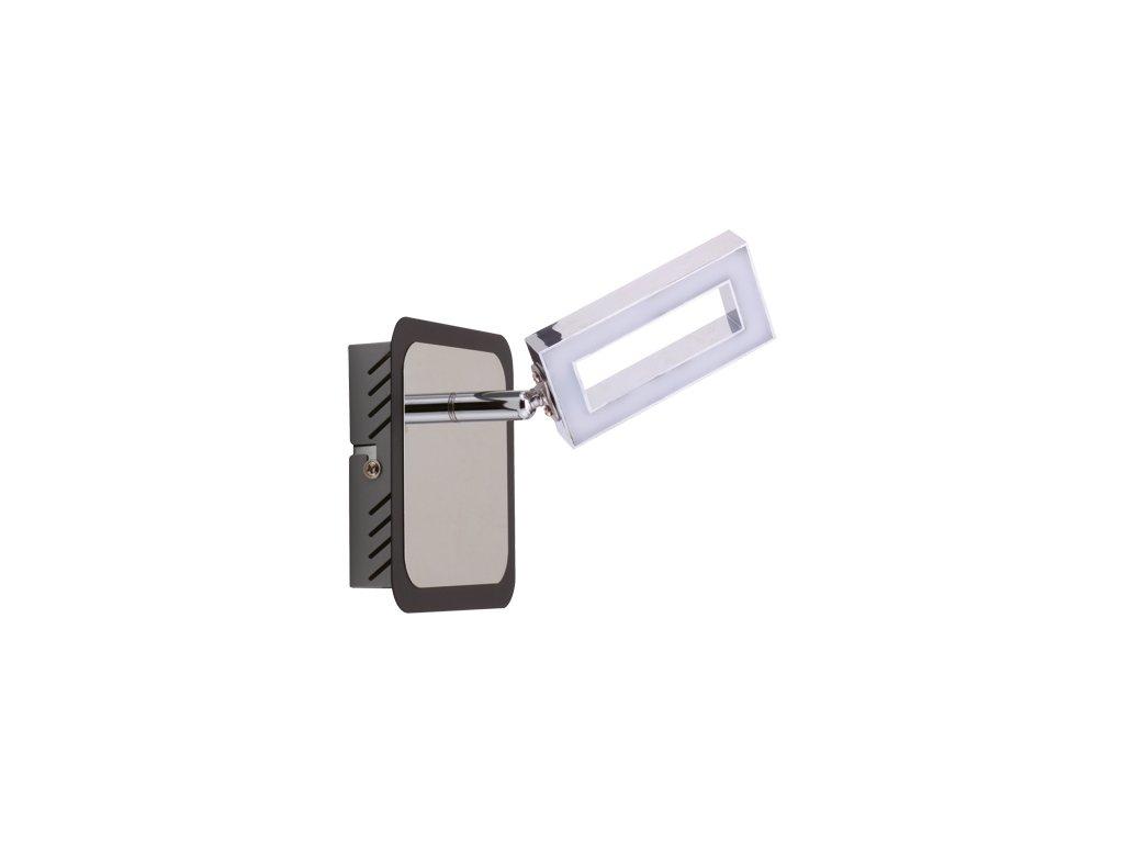 Přisazené svítidlo KENT LED 1D 6W 490lm IP20 3000K chrom