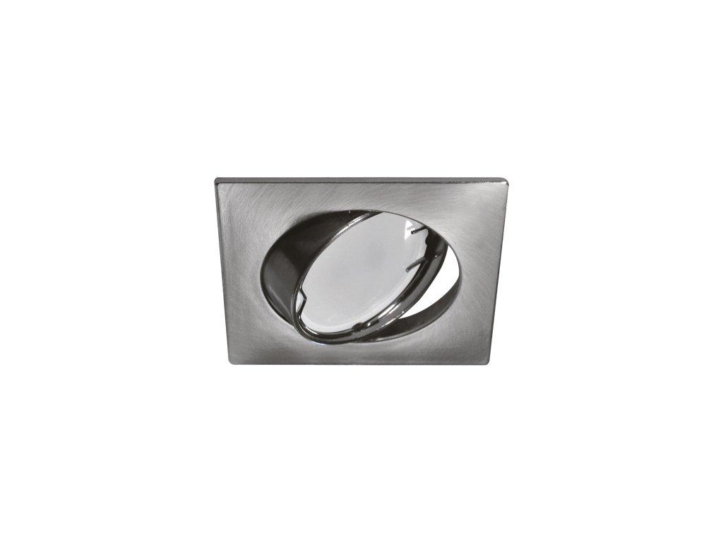 Bodové svítidlo OKTAN D max. 50W IP20 matný chrom