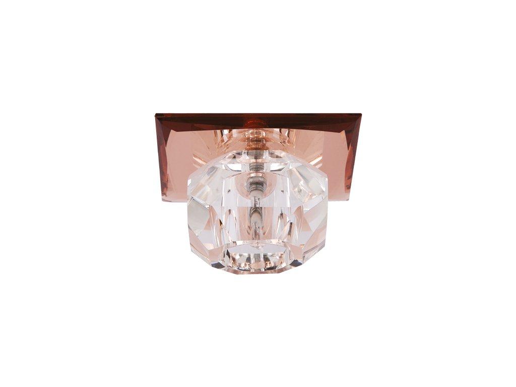 Bodové svítidlo MIRA D HL800 hnědá