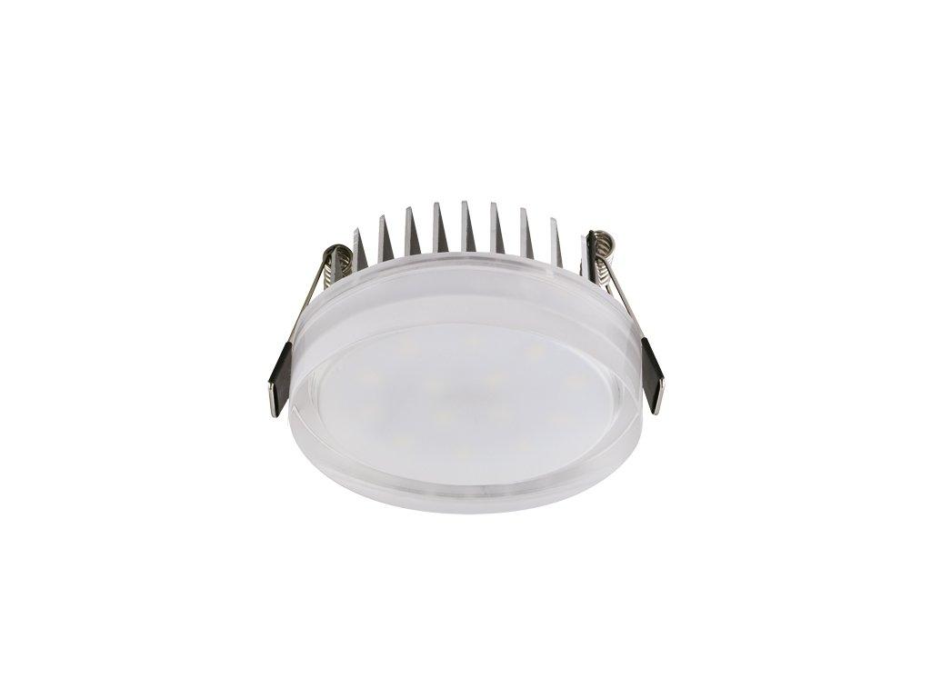 Bodové svítidlo VALERIA LED 7W 560lm 4000K IP20 120° čirá