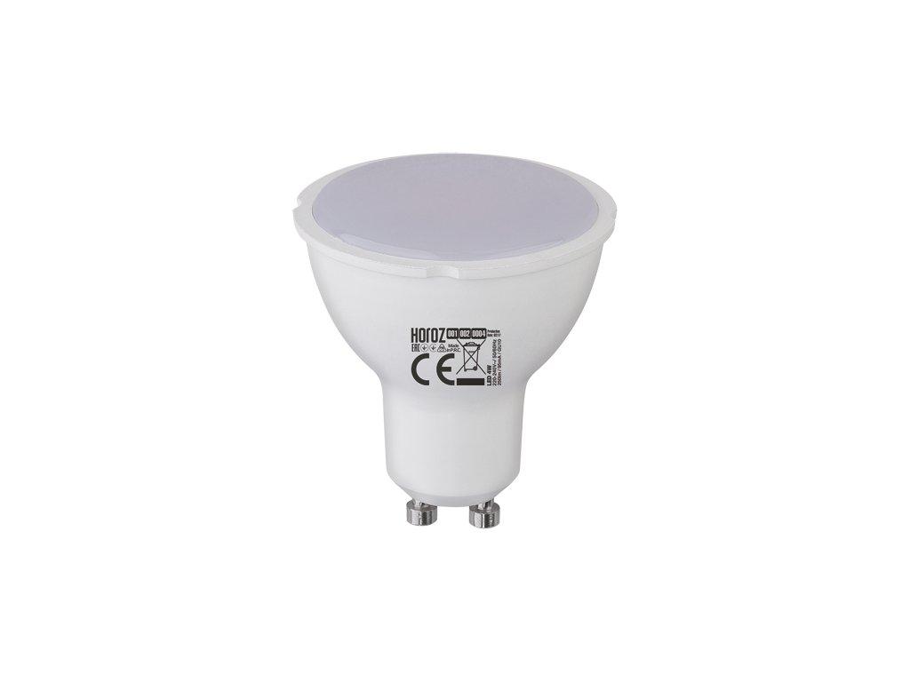 LED žárovka PLUS LED GU10 8W 630lm 6500K 120° bílá