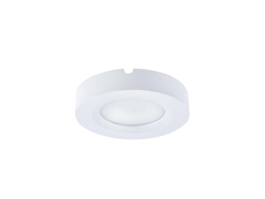 Bodové svítidlo IGA LED C 2,2W 130lm 4000K IP20 bílá