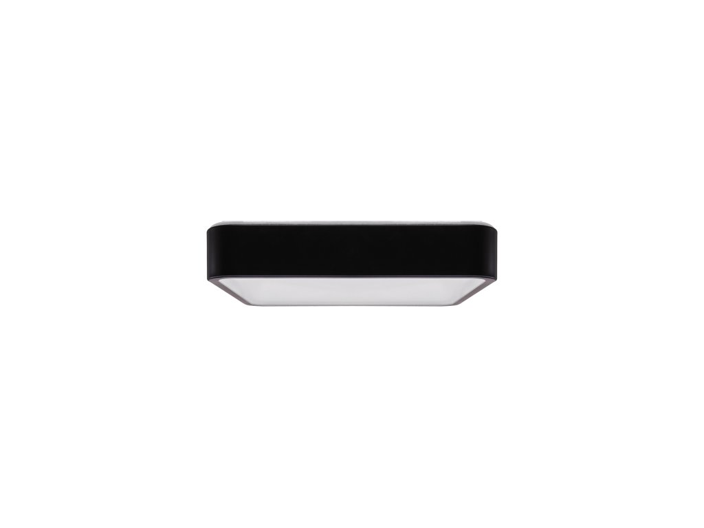 Plafoniera TOTEM LED D 16W 1740lm 4000K IP20 černá