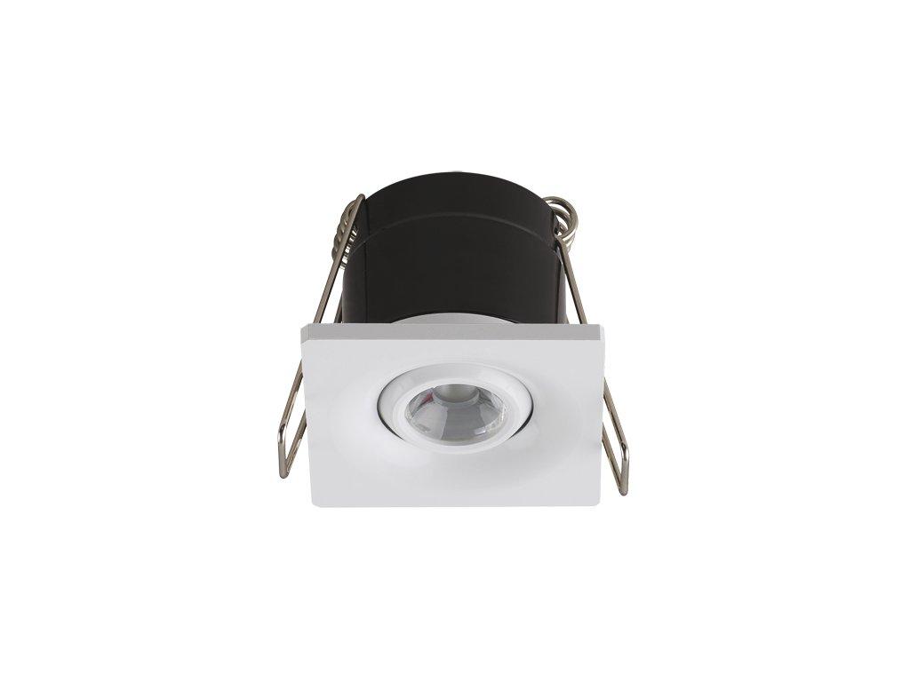 Dekorační svítidlo GOL LED D 1,6W 4000K IP20 bílá