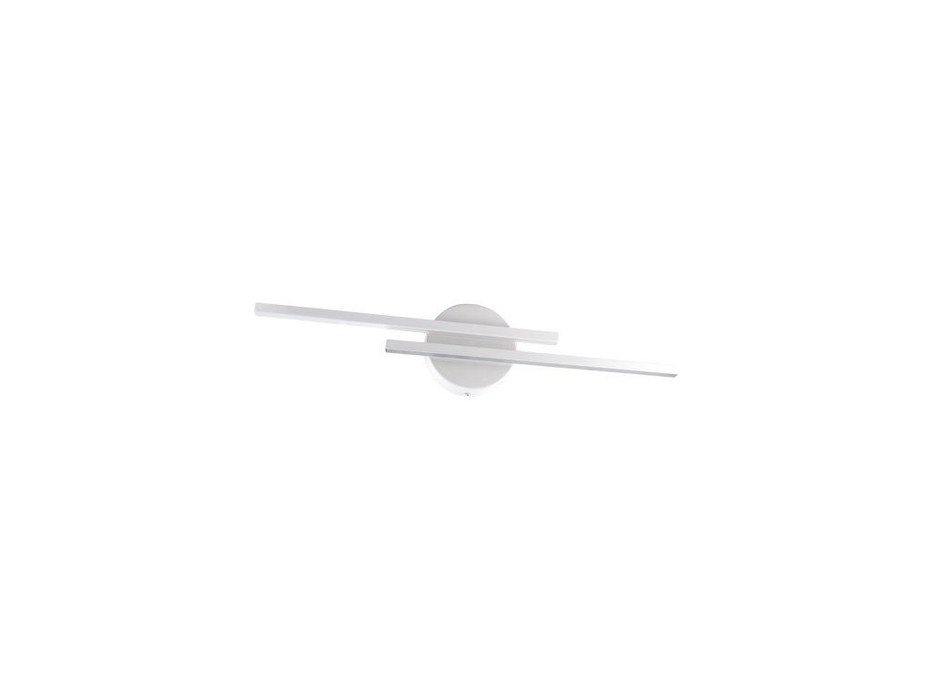 Koupelnové svítidlo GRACJA LED 2x7W 2x420lm 4000K IP44 bílá