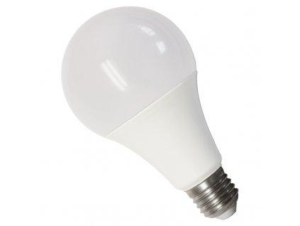 LED 55xSMD2835 1055LM 12W E27 A65-ŽÁROVKA 3000K TEPLÁ