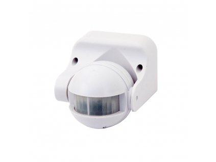 Pohybové čidlo PIR SES09WH 1200W 180° IP44 bílé