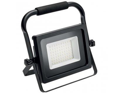 Reflektor LED iNEXT přenosný 30W 2400lm 6400K IP65 černá