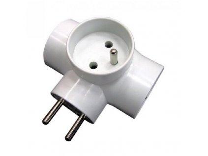 27015 adapter rw 3 pro 3 kulate vidlice
