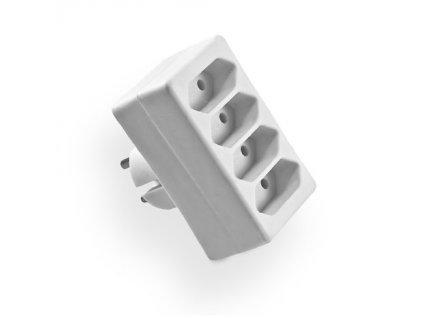 Adaptér R-4PC pro 4 ploché vidlice Euro