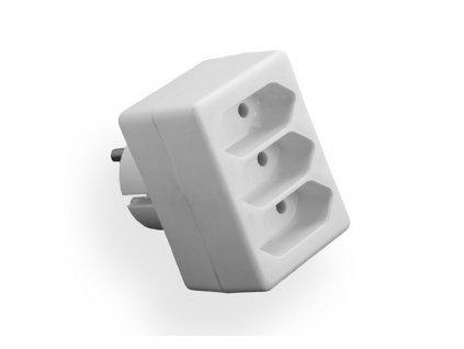 27057 adapter r 3pc pro 3 ploche vidlice euro