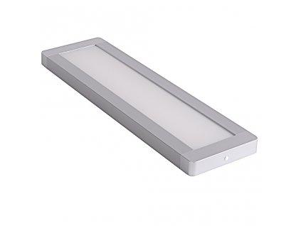 Přisazený LED panel ALENA 25W 4000K stříbrná