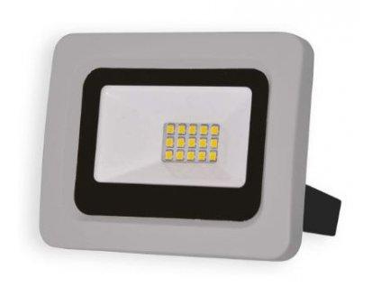 28516 reflektor led 10w ip65 4000k 840lm sedy
