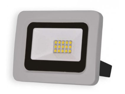 Reflektor LED 10W IP65 4000K 840lm šedý