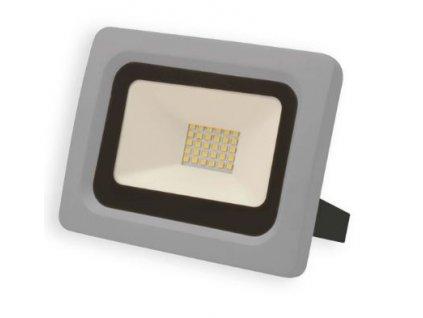 Reflektor LED 20W IP65 4000K 1680lm šedý
