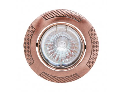 40211 bodove svitidlo leylak hl797 antique red copper