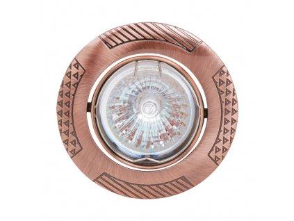 40211 bodove svitidlo leylak hl797 antique red copper