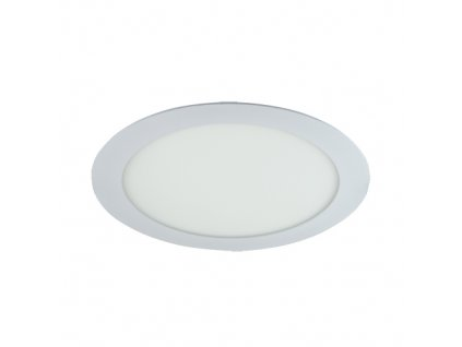 Downlight SLIM LED C 18W 1400lm 2700K IP20 120° bílá