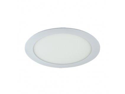 Downlight SLIM LED C 18W 1400lm 6400K IP20 120° bílá