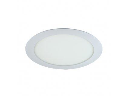 Downlight SLIM LED C 15W 1080lm 6400K IP20  120° bílá