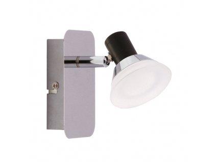 Dekorační svítidlo ZUZA LED 1L 6W 490lm 3000K IP44 chrom