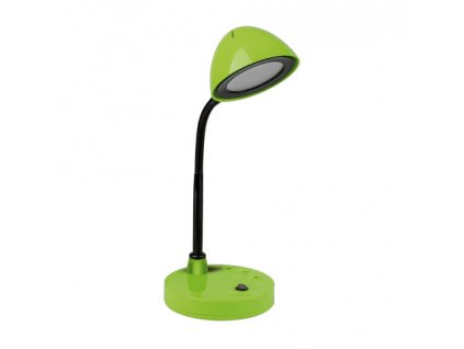 40670 stolni lampicka roni led green