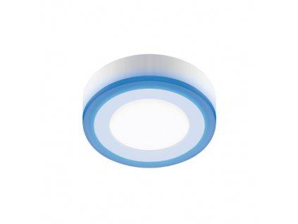 Downlight ALDEN LED C 6W+3W 540lm 4000K IP42 140° bílá
