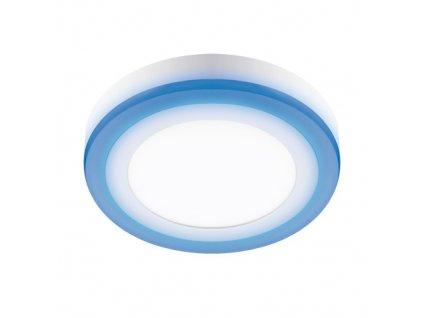 Downlight ALDEN LED C 12W+4W 1080lm 4000K IP42 140° bílá