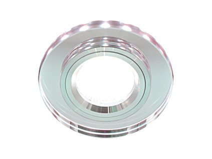 40733 bodove svitidlo riana led c chrome 6500k