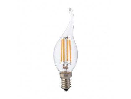 40835 svetelny zdroj filament led flame 4 2700k