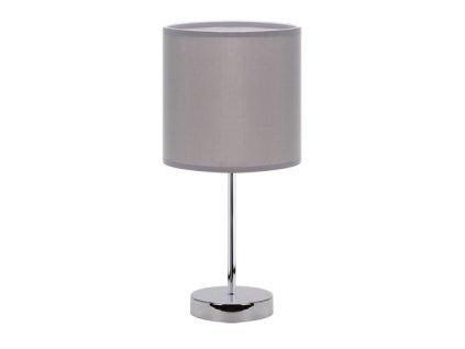 41132 stolni lampa agnes e14 grey