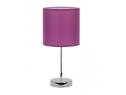 41135 stolni lampa agnes e14 purple