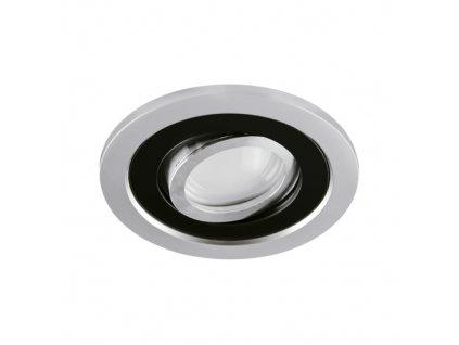41294 bodove svitidlo borys c silver black