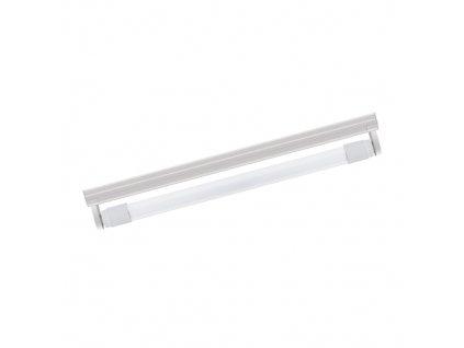 Liniové svítidlo pro T8 LED 60cm TUBI LED 9W 760lm 4000K IP20 320° bílá