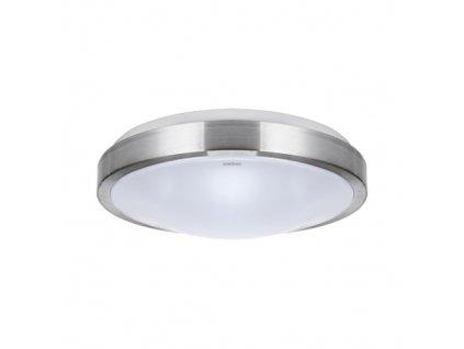 Plafoniera ALEX LED C 18W 1260lm 4000K IP44 140° stříbrná