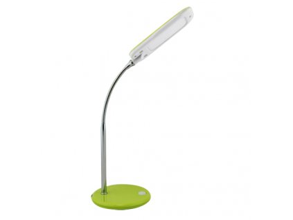 41738 stolni lampicka dori led green