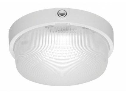 LED Přisazené svítidlo RONDO LED 880lm 840 IP44 I kl. OPAL bílá (7W)235x100mm DOB