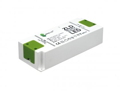 ZLD Breve zasilacz do oświetlenia LED 12VDC 24VDC