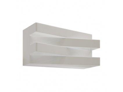 Dekorační svítidlo ALPEN LED 12W WHITE 4000K bílá