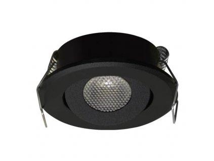 Bodové svítidlo MATI LED C 1,5W 4000K černá IP20