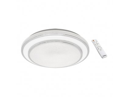 Plafoniera GLORIA SMD LED C 48W max.3400lm IP44 chrom