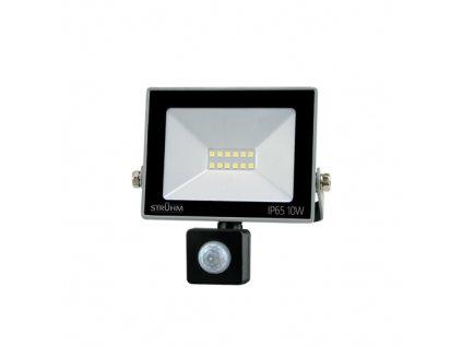 Reflektor KROMA LED S 10W 6500K pohyb. senzor šedá